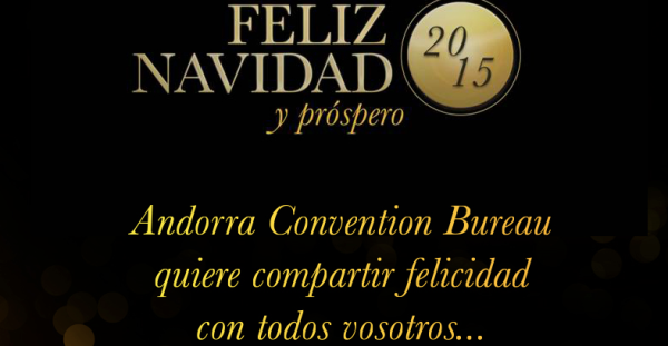 Feliz Navidad de Andorra Convention Bureau