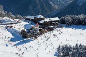 Estación de esquí Vallnord sector Pal