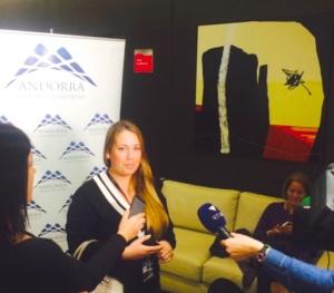 Fam Andorra Convention Bureau agentes del sector MICE de Madrid y Barcelona