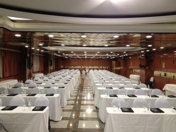 Hotel Holiday Inn Andorra sala modulable