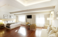 Hotel Holiday Inn habitación