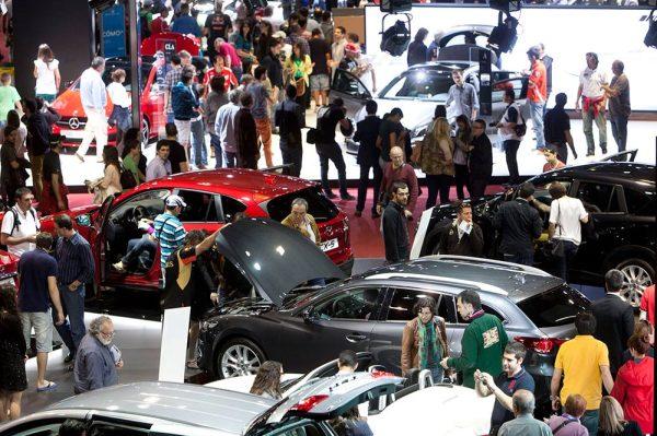 Salón Internacional del Automóvil  2015