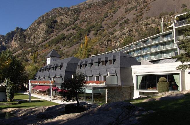 Andorra Park Hotel  fachada