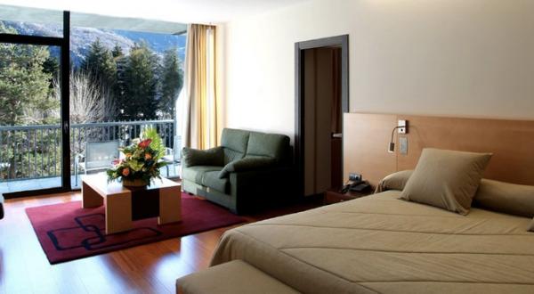 Andorra PArk Hotel Habitación