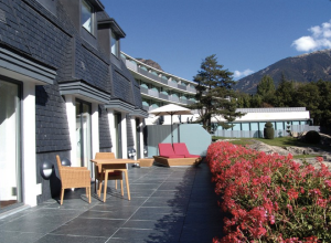Andorra Park Hotel terraza habitación
