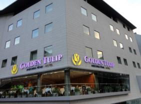 Hotel Golden Tulip Fenix Fachada