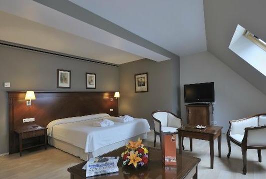Hotel Golden Tulip Fenix habitación