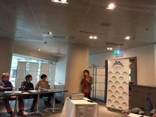 Sesión Benchmarking ACB (Carolina García)