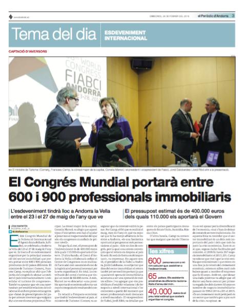 Congreso FIABCI prensa 2