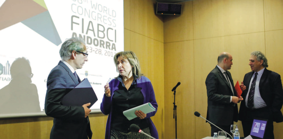 Presentación congreso FIABCI mayo 2017