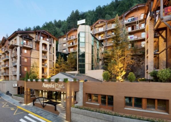 Hotel Anyospark