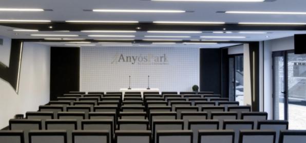sala de reunión Anyospark