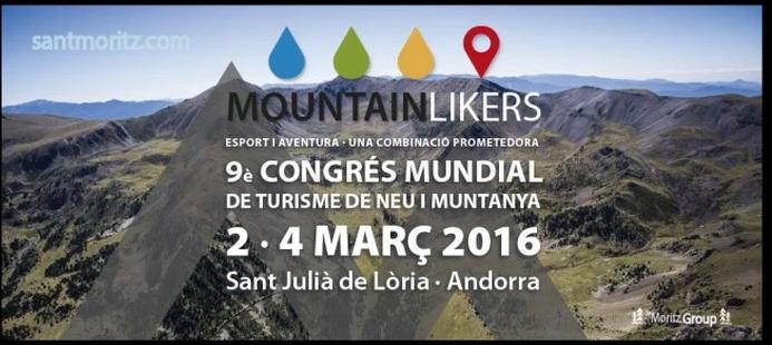 Congreos Mundial turismo de nieve y montaña