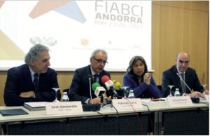 Foto  presentación  FIABCI