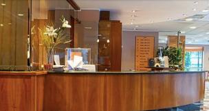Hotel Diplomatic Andorra- Recepción