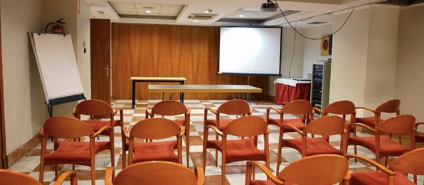 Hotel Diplomatic- Salas de Reunión