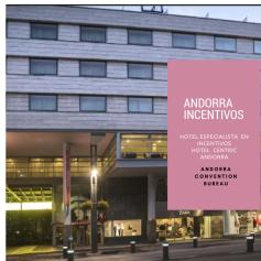 Hotel centric Andorra