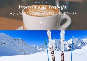 Desayuno de Trabajo Andorra Convention Bureau